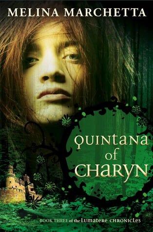 Quintana of Charyn (Lumatere Chronicles, #3)