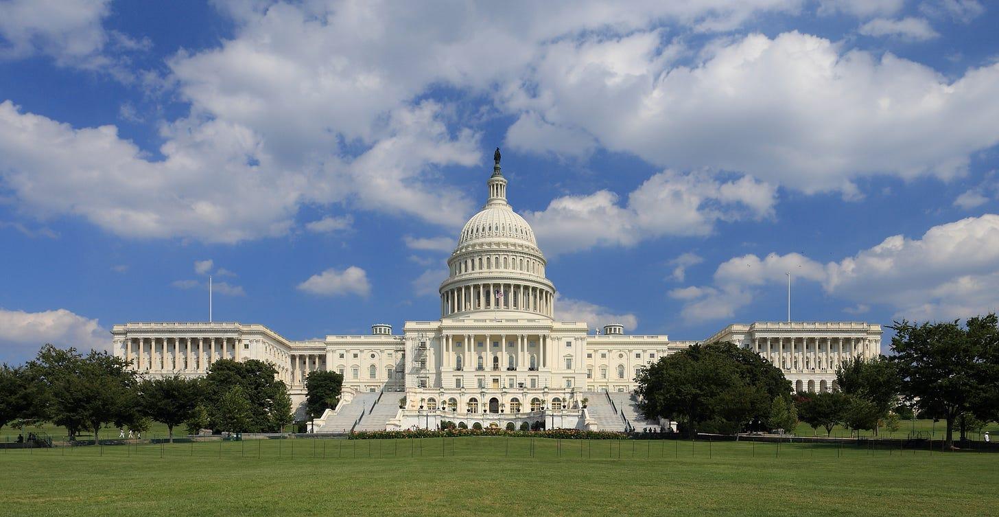 United States Capitol - Wikipedia