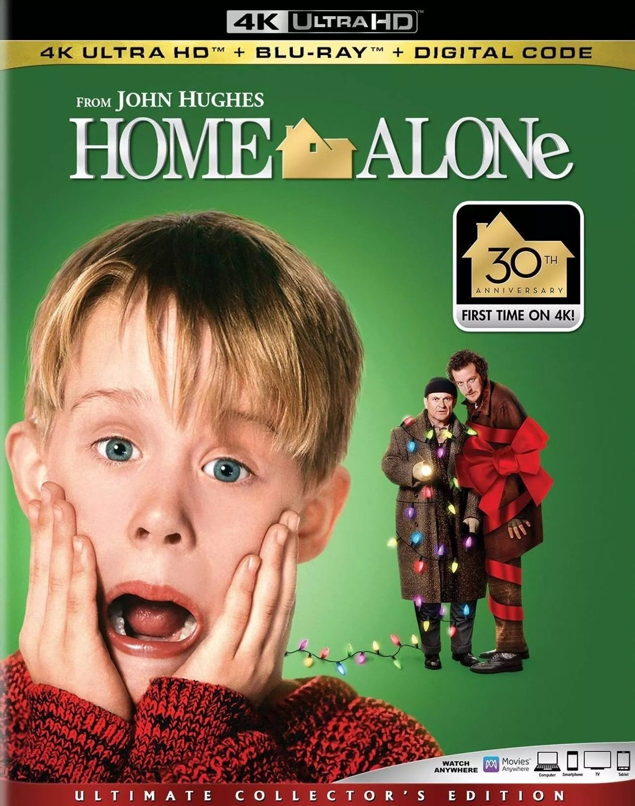 Home Alone 4K Blu-ray