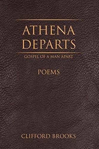 cover of Clifford Brooks's Athena Departs
