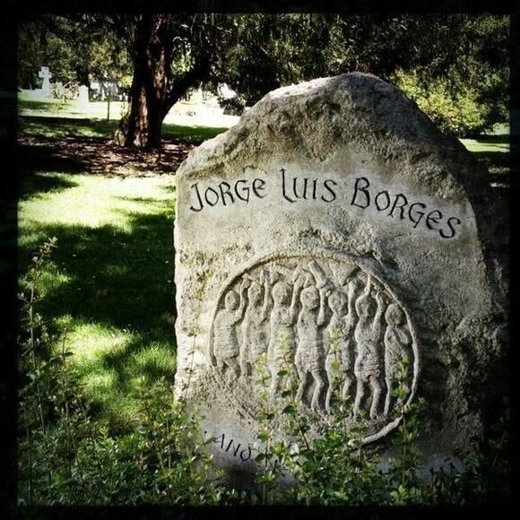 Gravestone of Jorge Luis Borges – Geneva, Switzerland - Atlas Obscura