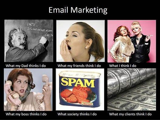 email marketing meme | Email marketing inspiration, Marketing meme,  Marketing