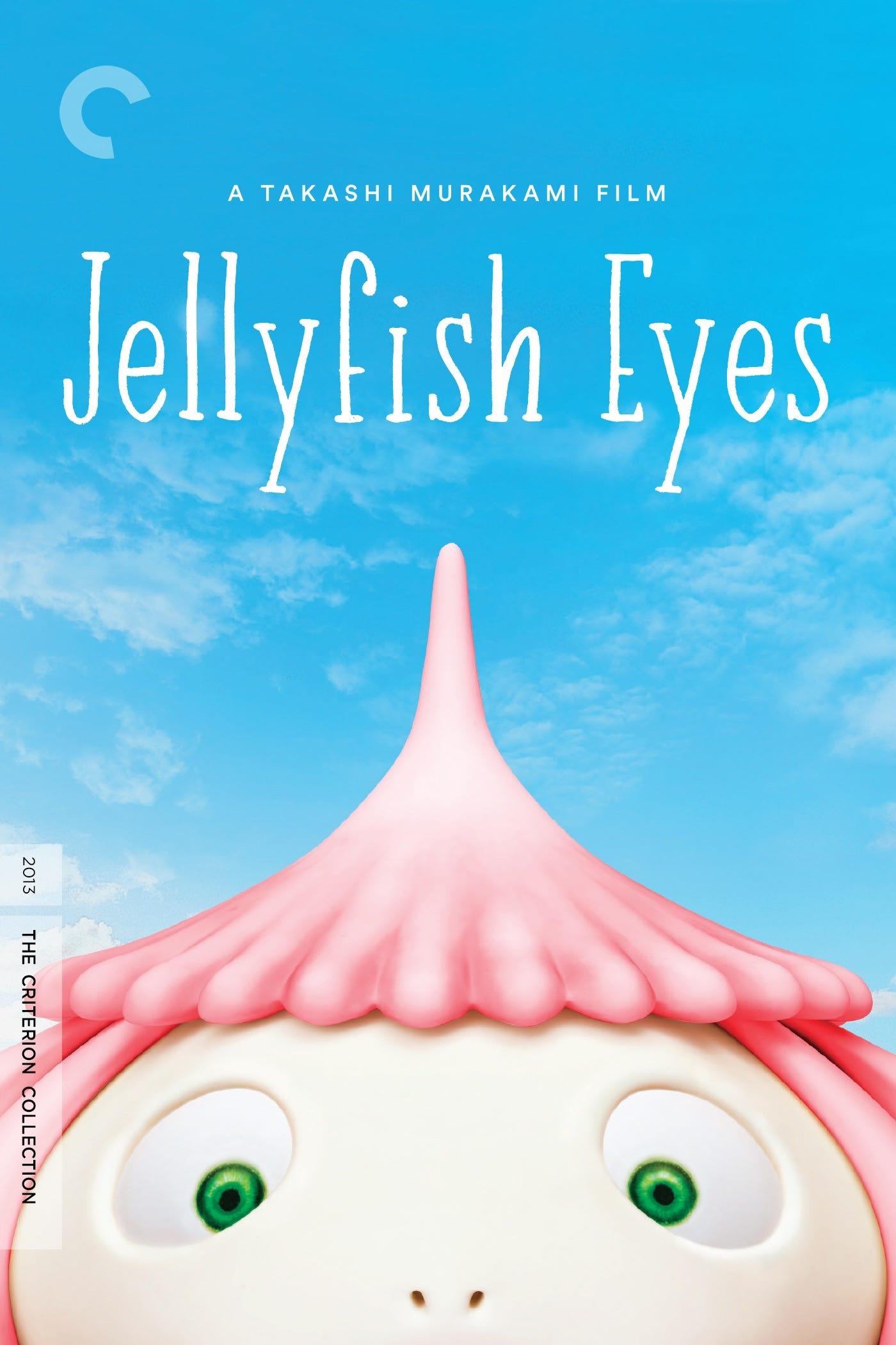 Jellyfish Eyes on iTunes