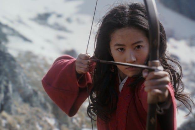 Disney Plus live-action Mulan remake 2020