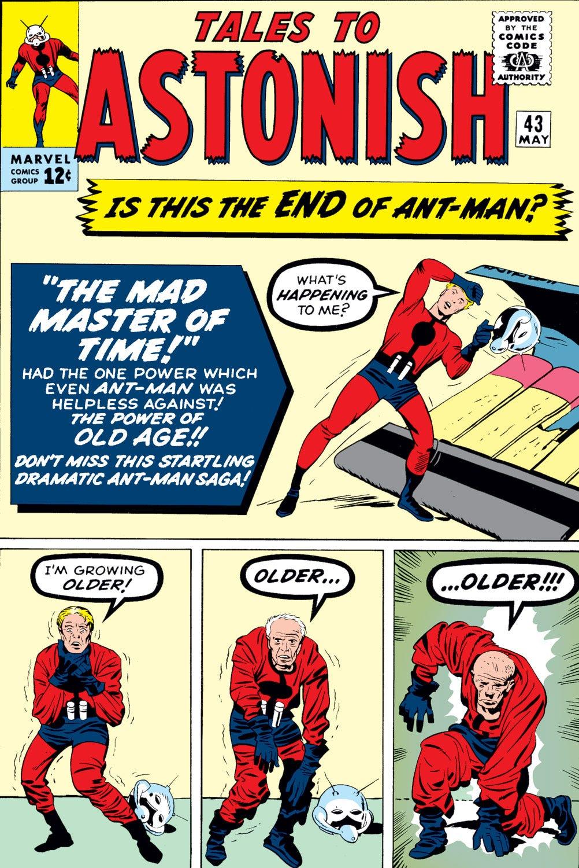Tales to Astonish Vol 1 43   Marvel Database   Fandom