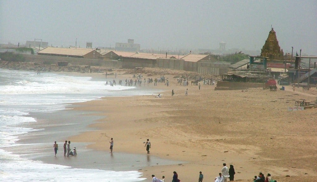 """""""Manora Beach, Karachi, Pakistan"""" by Faisal.Saeed is licensed under CC BY 2.0"""