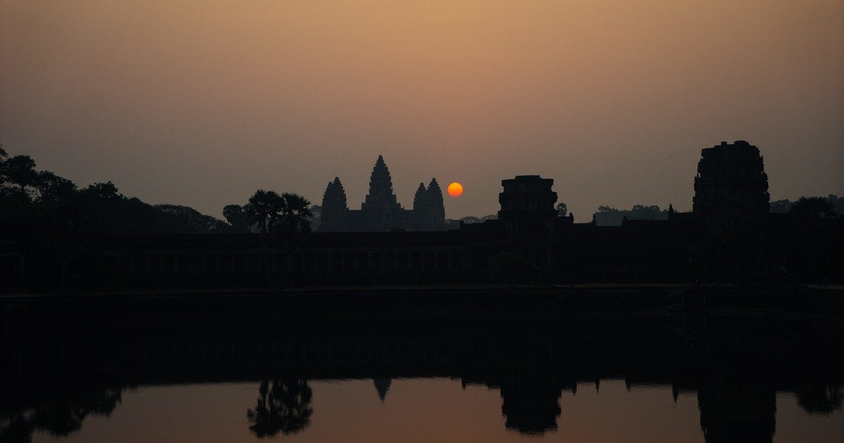Watch Sunrise at Angkor Wat; Kyle Frost; The Outbound Collective ...