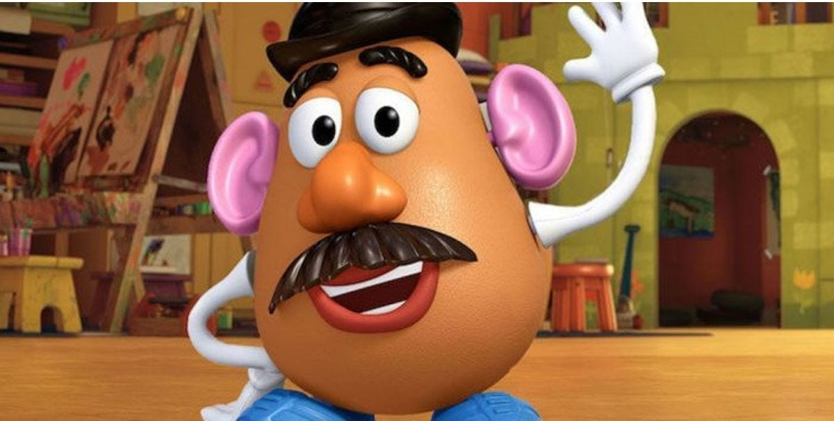 Mr Potato Head is cancelled': Twitter users react as toy goes  gender-neutral!