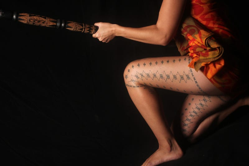 Marks of Mana: the first film dedicated to female tattooing in the Pacific    RNZ