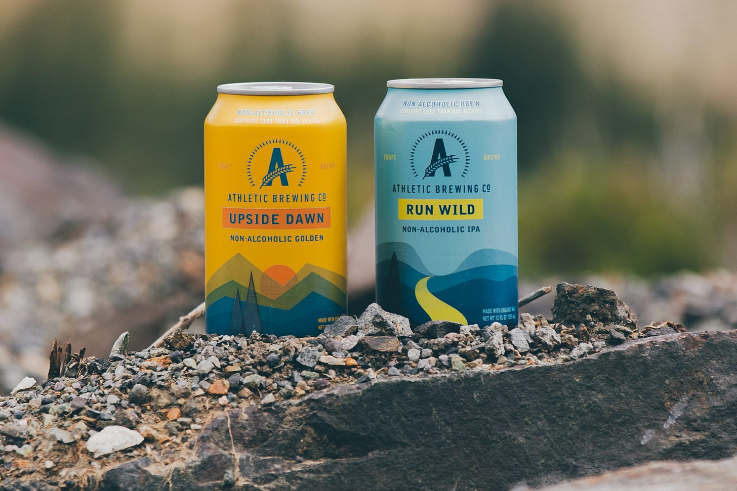 Athletic Brewing Non-Alcoholic Beer a Hot Celebrity Investment: Dry January  - Bloomberg