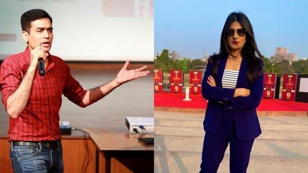 Hindi news anchors such as Rubika Liyaquat and Sayeed Ansari are like Muslim leaders of BJP