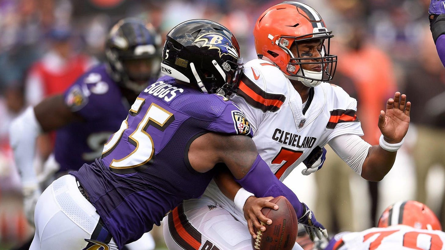 Image result for ravens browns