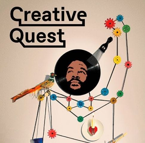 Image result for creative quest