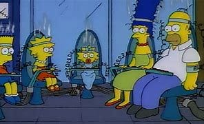 Image result for the simpsons there's no disgrace like home