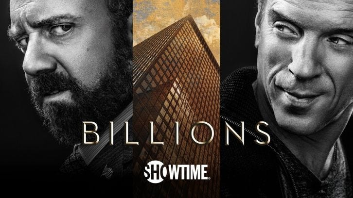 Image result for showtime billions