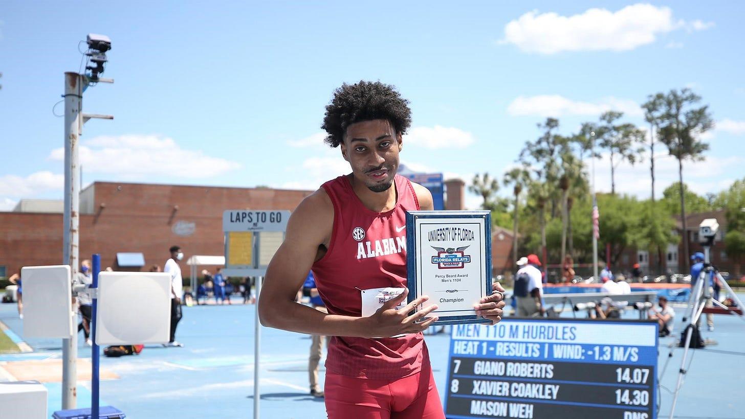 Robert Dunning - Track & Field, Cross Country - University of Alabama  Athletics