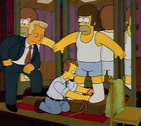 Image result for the simpsons simpson and delilah