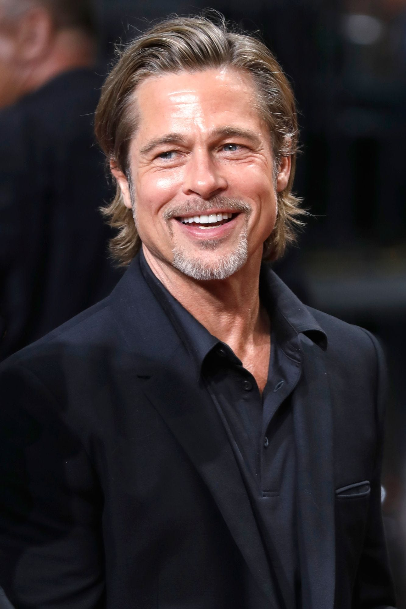 Inside Brad Pitt's Big Return — and Why He's 'Very Excited About Life' Now    Brad pitt, Brad pitt pictures, Mens hairstyles