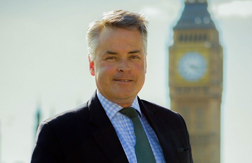 MP Tim Loughton calls out China to release and reveal the 11th Panchen Lama  missing for 25 years – Central Tibetan Administration