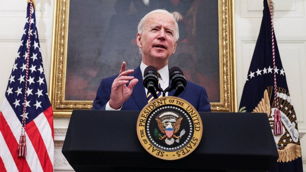 Joe Biden: The team he hopes can fix the US economy - BBC News