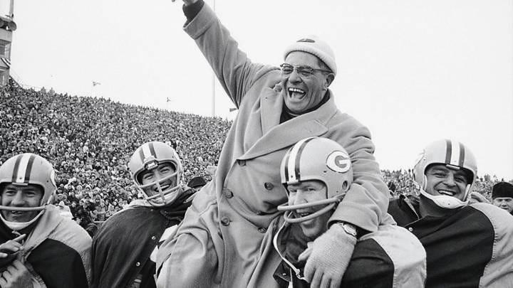 Vince Lombardi, el icono más grande de la NFL - AS USA