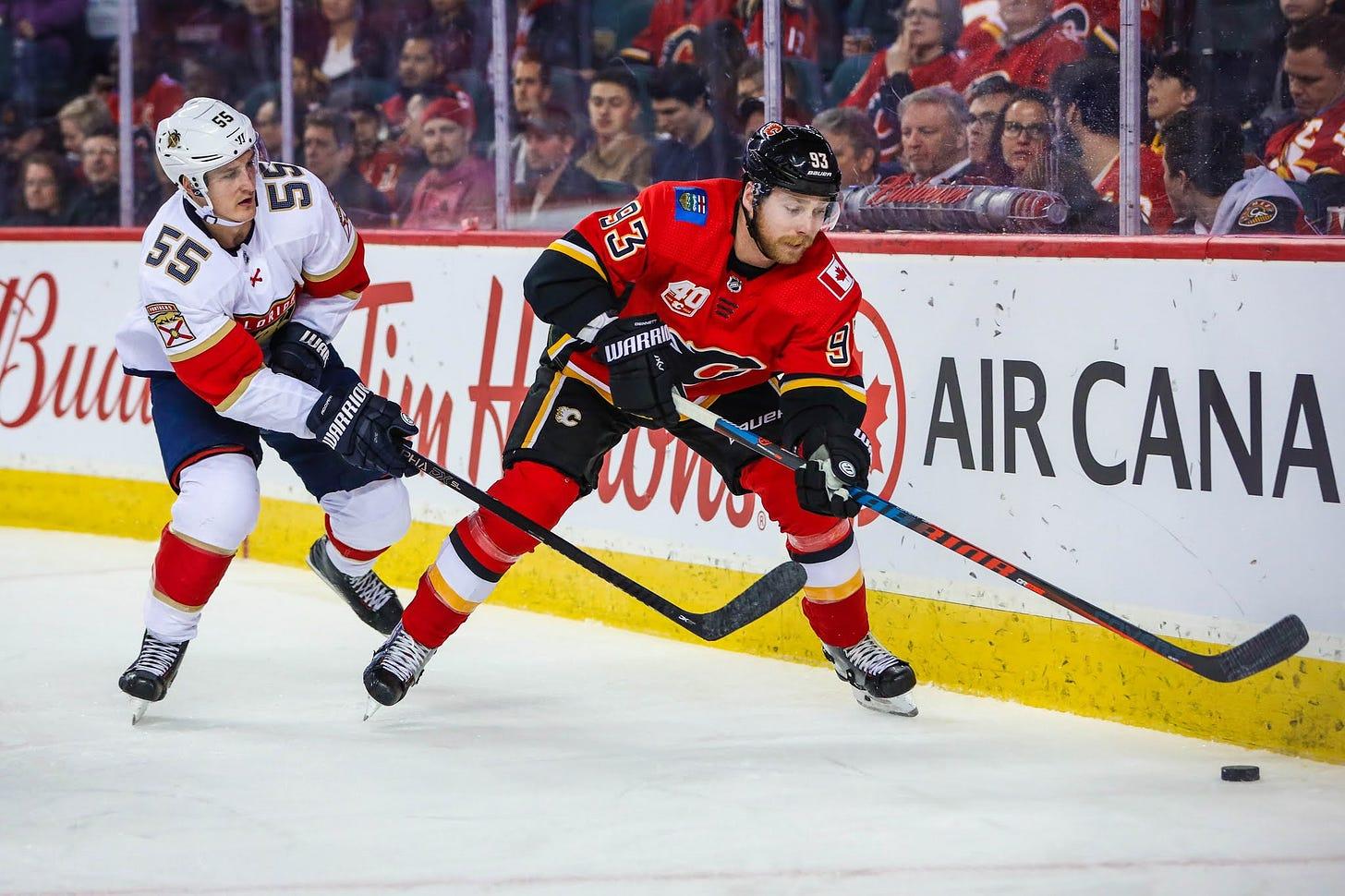 Calgary Flames Send Sam Bennett to the Florida Panthers - NHL Rumors -  NHLTradeRumors.Me