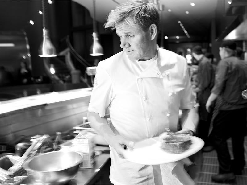 Gordon Ramsay, Ironman Chef | IMPACT Magazine