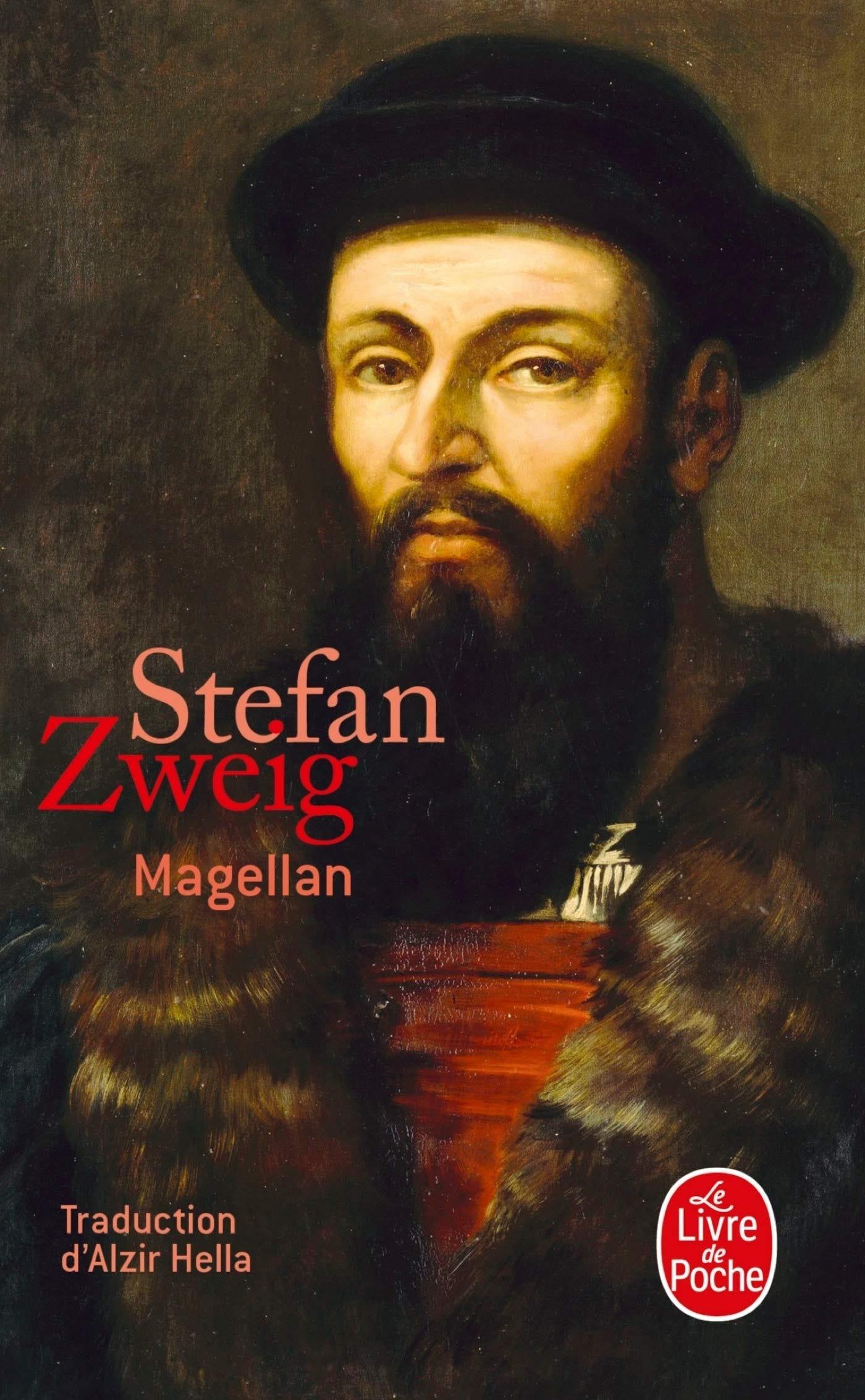 Amazon.fr - Magellan - Zweig, Stefan - Livres