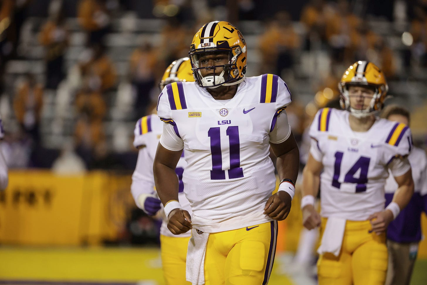 LSU Football: How TJ Finley took the high road in exit from Baton Rouge