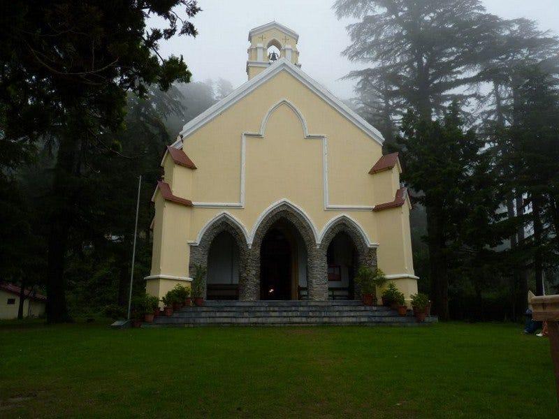St. Paul's Church, Mussoorie - Timings, History, Pooja & Aarti schedule,