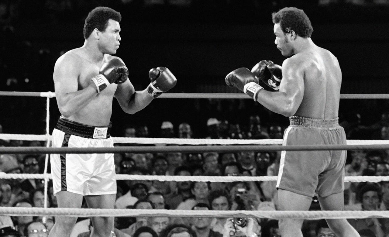 The 25 Greatest Super Fights: Boxing's biggest bouts that lived up to the  hype   Longform - SI.com