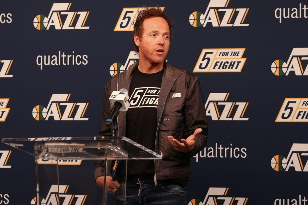 New Jazz owner Ryan Smith: 'We're going to have fun with it' – The Athletic