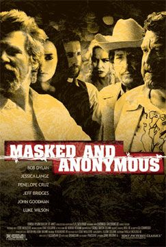 Masked and anonymous cover