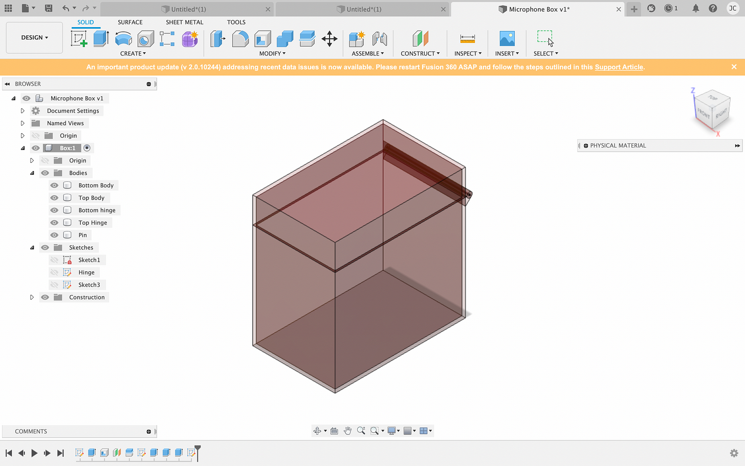This image is from Fusion 360.