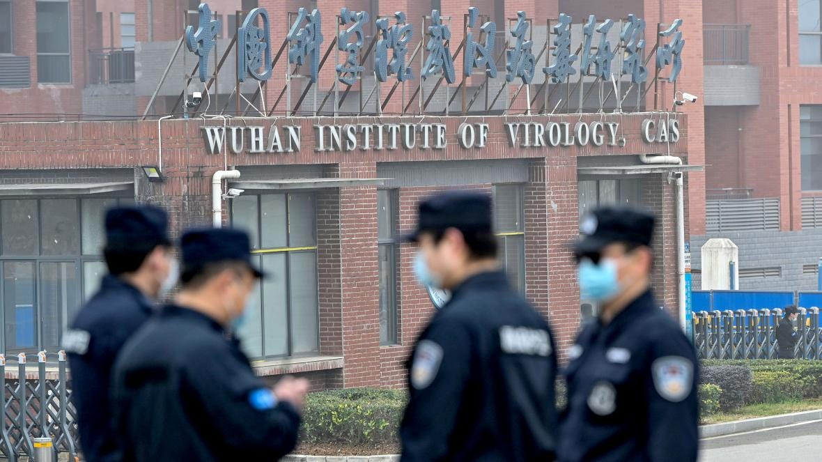 Covid: Wuhan lab leak is 'feasible', say British spies | News | The Sunday  Times
