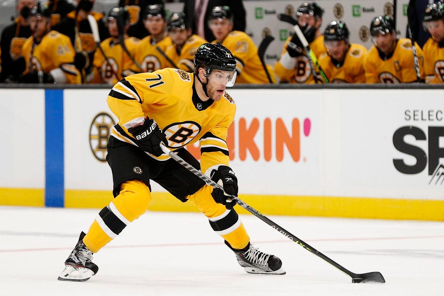 Boston Bruins news: Taylor Hall has come alive for B's