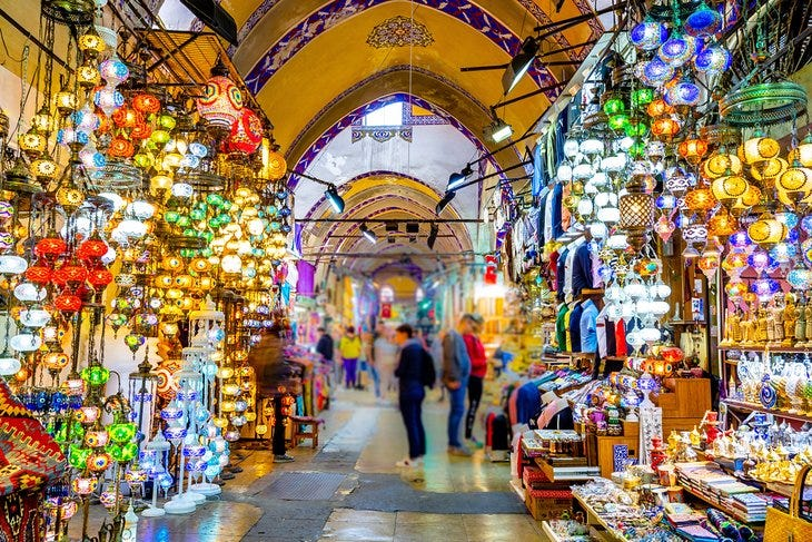 14 Best Places for Shopping in Istanbul | PlanetWare