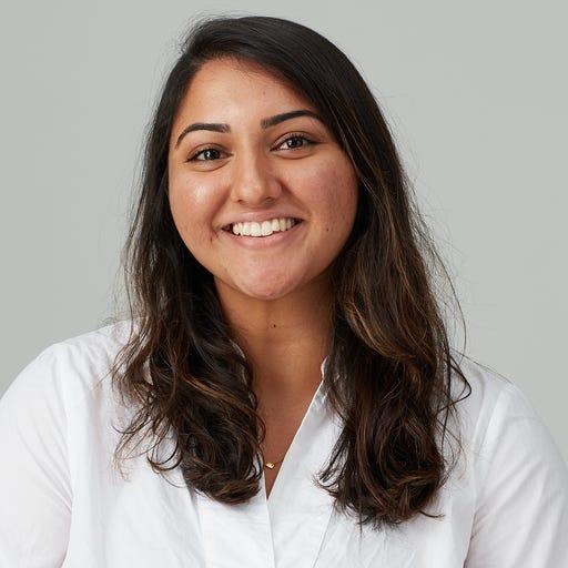 Profile photo for Sunita Rao