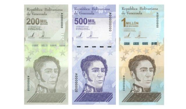 Crisis en Venezuela   Lanzan el billete de un millón de bolívares: cuánto  vale y cómo se ha llegado hasta aquí - BBC News Mundo
