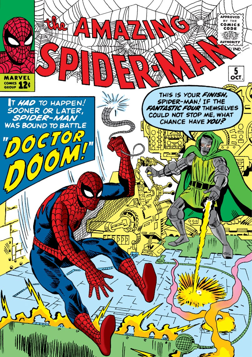 The Amazing Spider-Man (1963) #5 | Comic Issues | Marvel