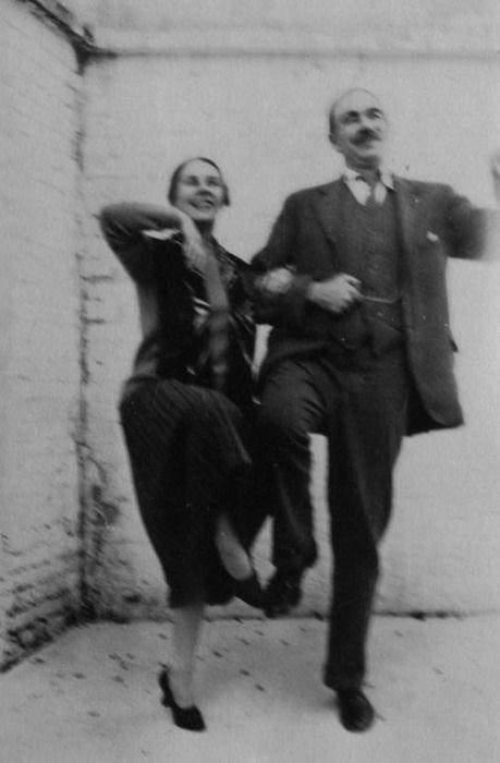 Economist John Maynard Keynes and his wife, the ballerina Lydia ...
