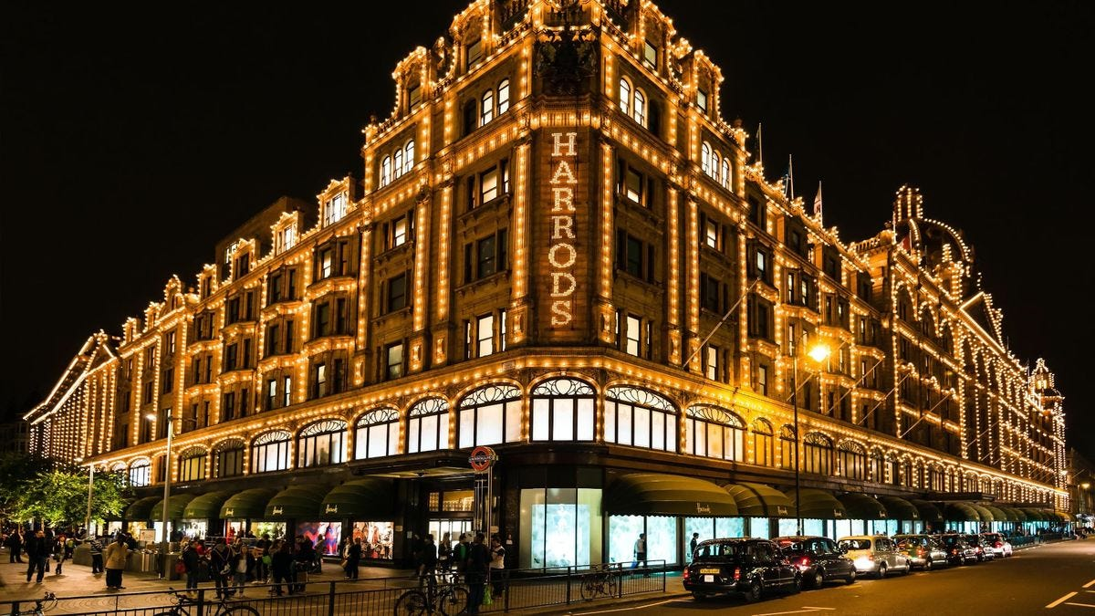 How Harrods is reshaping retail therapy in the coronavirus age