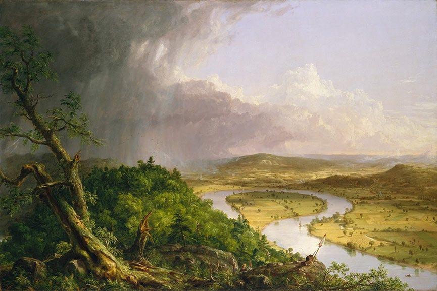 Cole-Thomas---The-Oxbow-(-The-Connecticut-River-near-Northampton).-Image-via-wikimedia.org