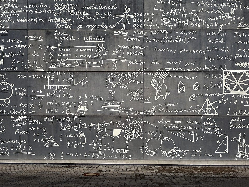 School, Wall, Education, Lessons, Graffiti, Writings