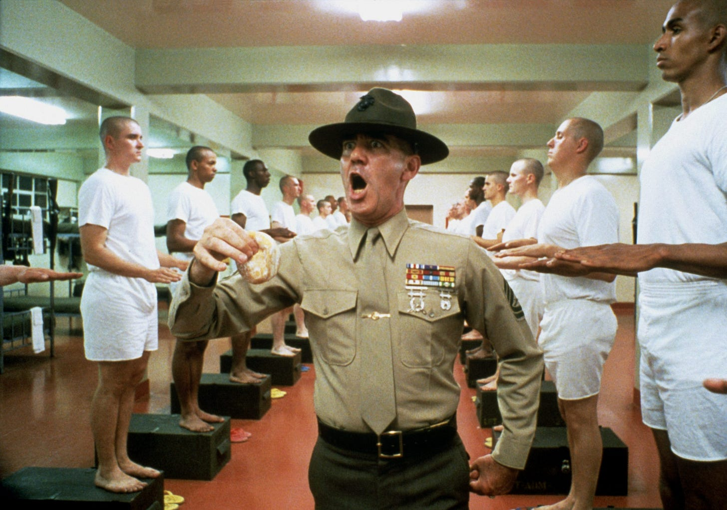 FULL METAL JACKET: CYNIC'S CHOICE - Scraps from the loft