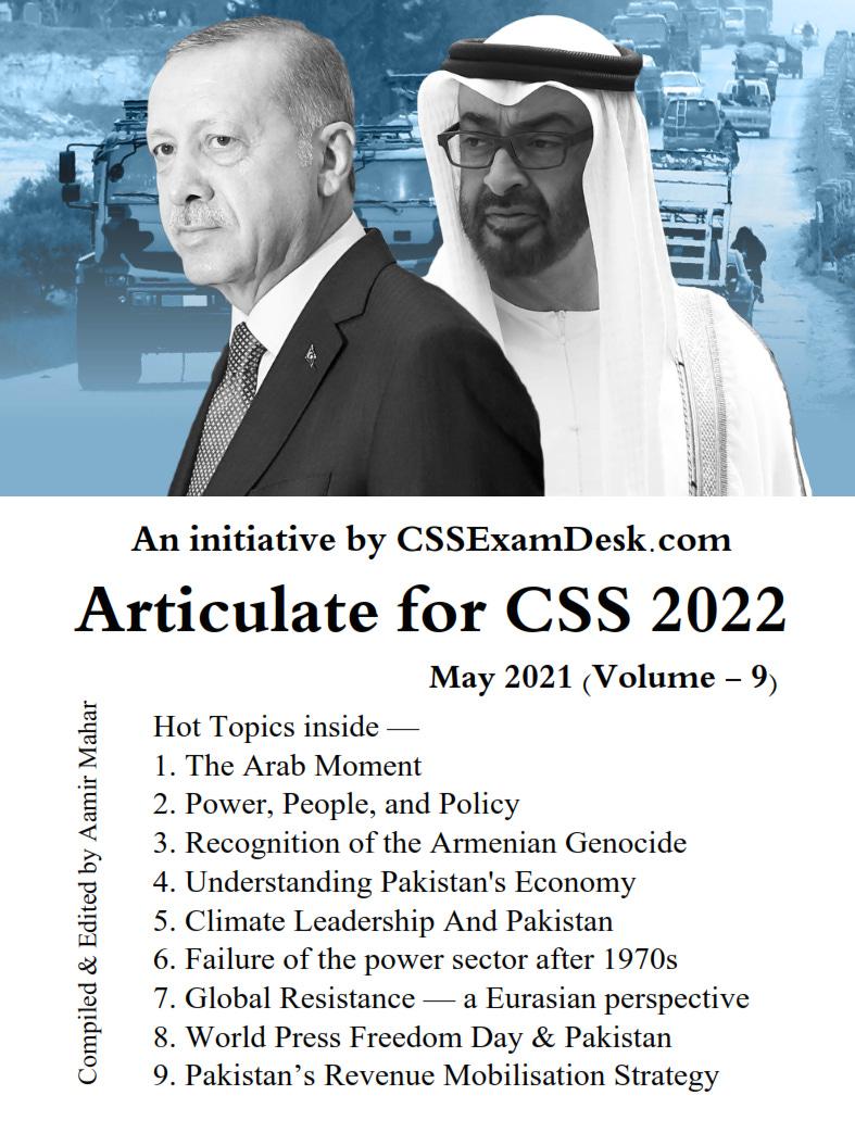 CSS 2022 Articulate – IX