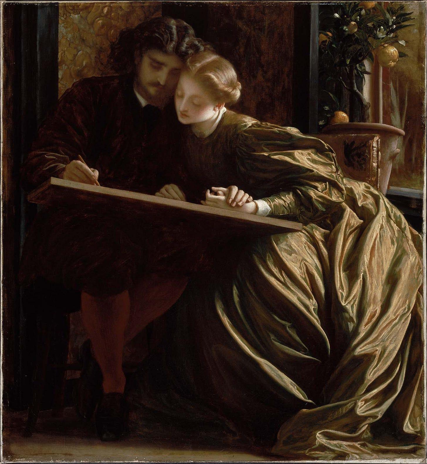The Painter's Honeymoon - Wikipedia