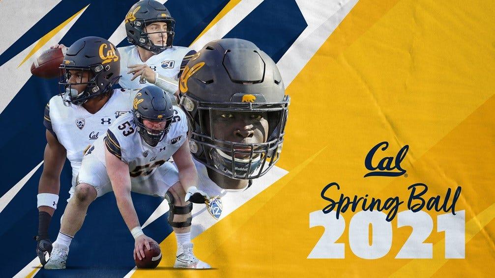 2021-02-23 Spring Football Starts Wednesday Chase Garbers Kuony Deng Michael Saffell Elijah Hicks