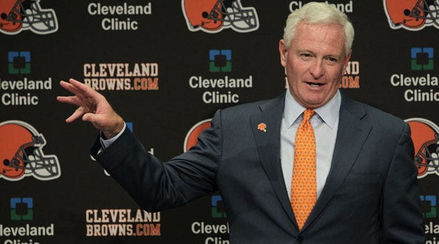 Image result for jimmy haslam buys browns