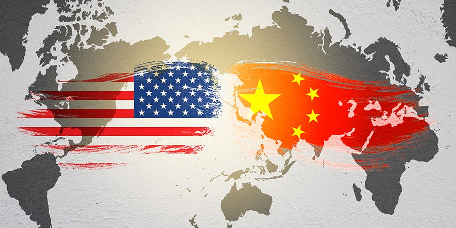 Telecom Review - The 'US vs. China' conundrum: why politicizing tech is a  terrible idea